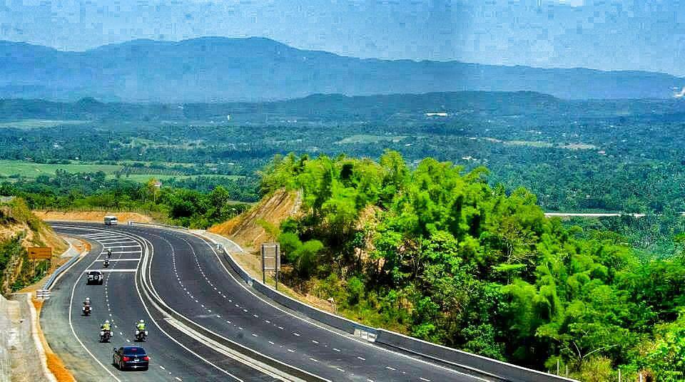 Motorway in Jamaica