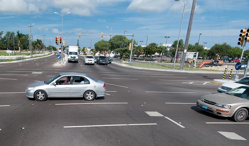 Bahamas interchange