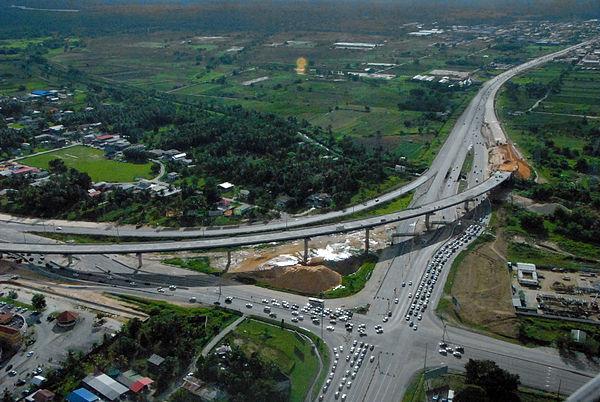 Interchange in Trinidad and Tobago