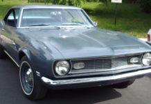 1967-1969 Chevrolet Camaro
