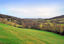 Slad Valley