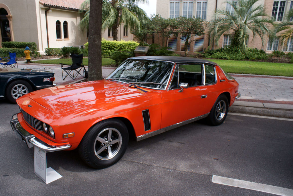 1974 Interceptor Model III (US)