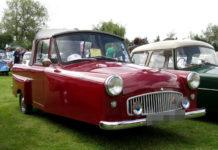 The Bond Mini Car -