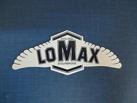 Lomax Motor Company logo