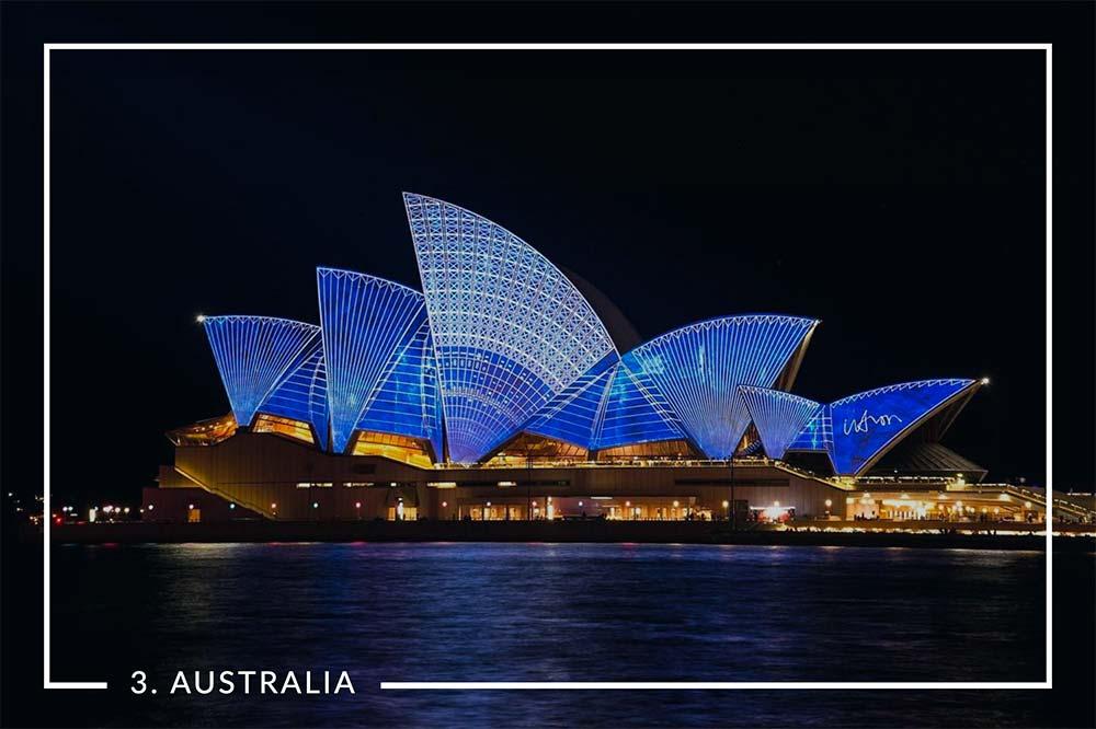 Australia No. 3