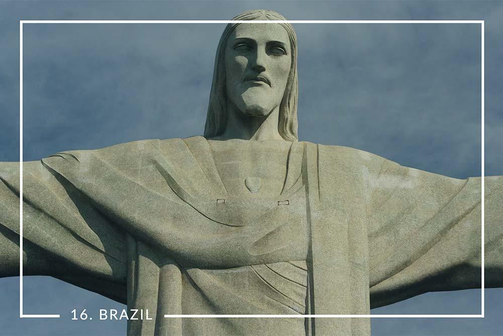 Brazil No. 16