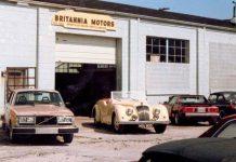 Britannia Motors