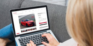 buying a car online during the coronavirus pandemic