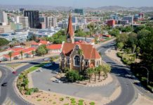 Windhoek, Namibia - Namibia driving guide