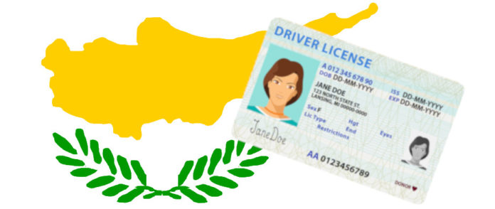 Cyprus Licence Graphic