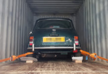 ship a car in a container