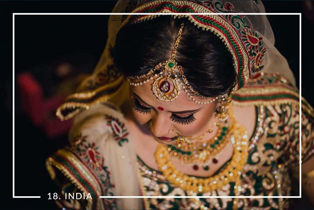 India No. 18