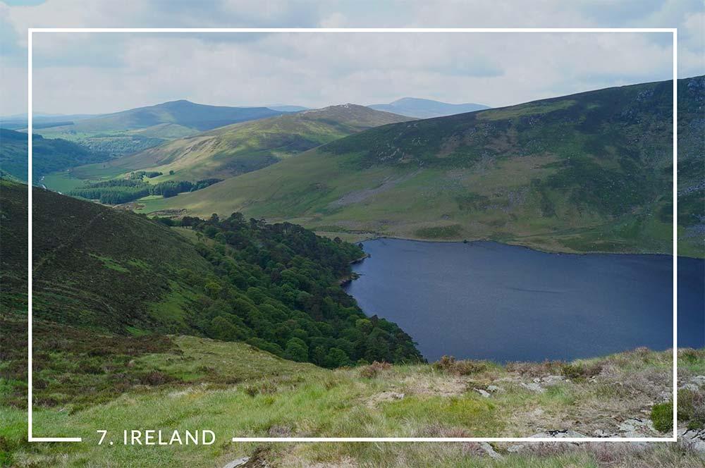 Ireland No. 7