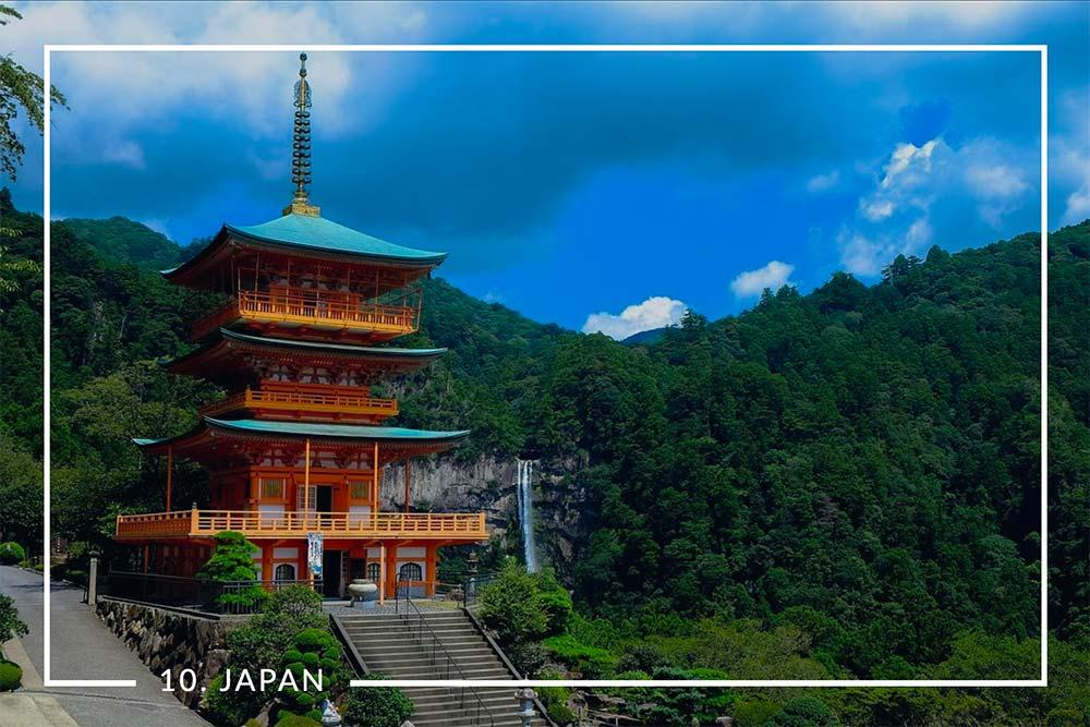 Japan No. 10