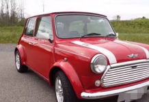 Importing a car into the US - Mini Cooper