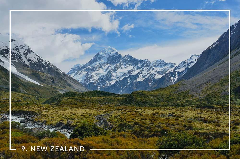 New Zealand No. 9