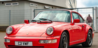 Porsche 911 - Car Shipping