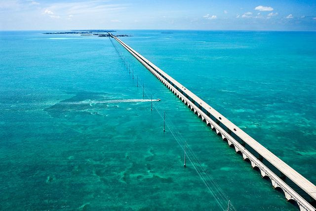 Overseas Highway - Best US Road Trips - Shipping Your Car to the USA.