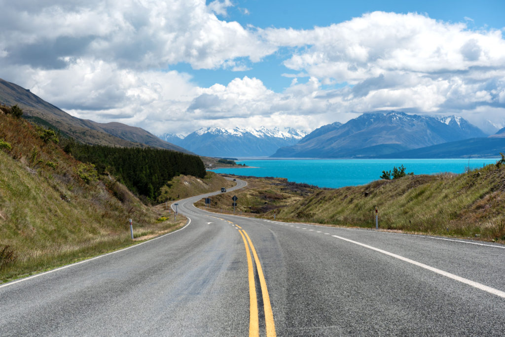Southern Scenic Route - The Best Road Trips in New Zealand - Ship Your Car to New Zealand