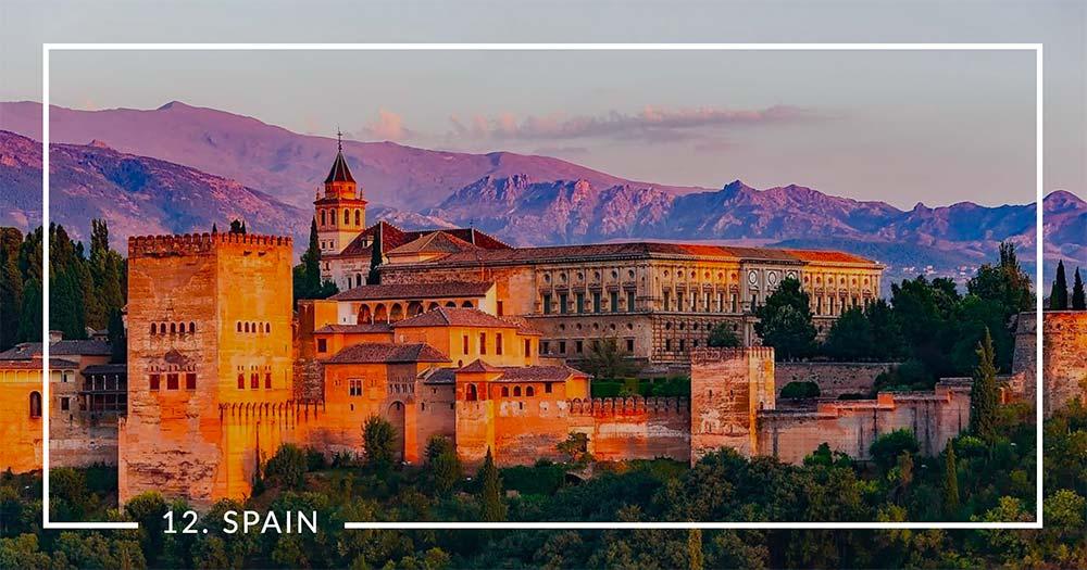 Spain No. 12