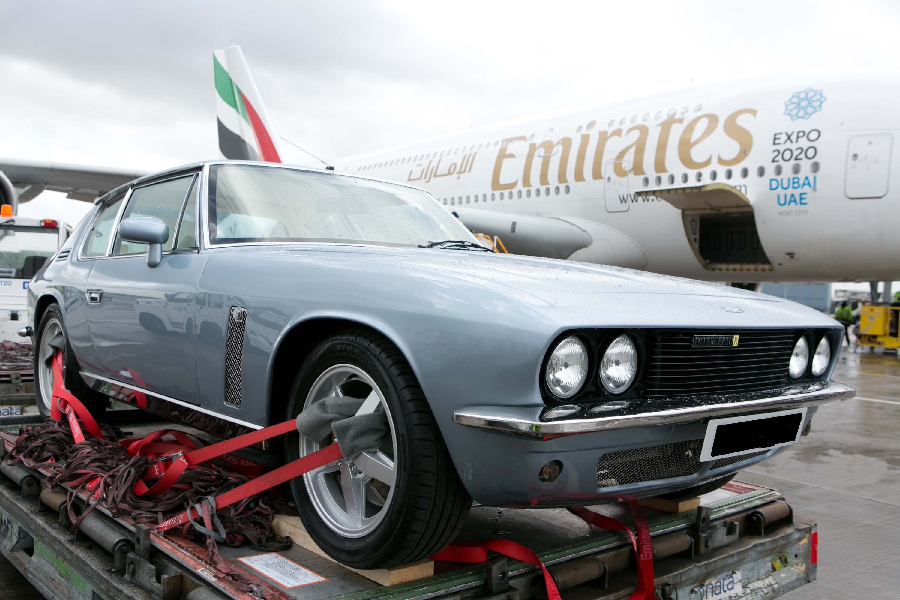Car Shipping to Dubai
