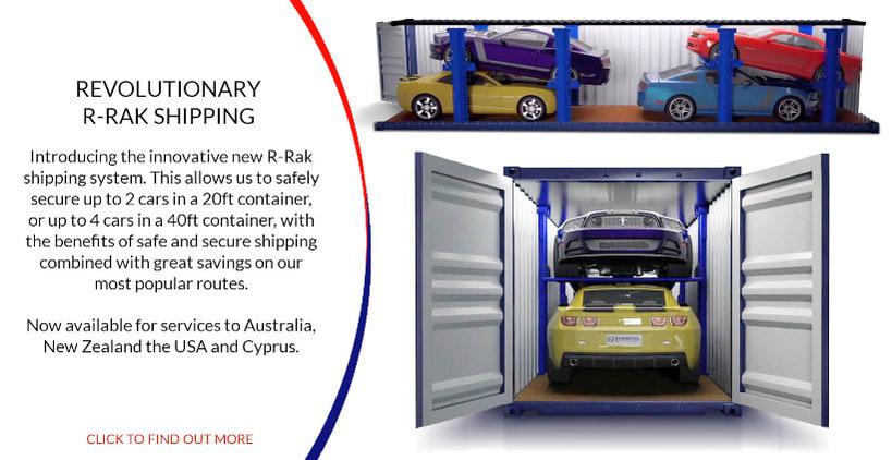 Cars Shipping Uk