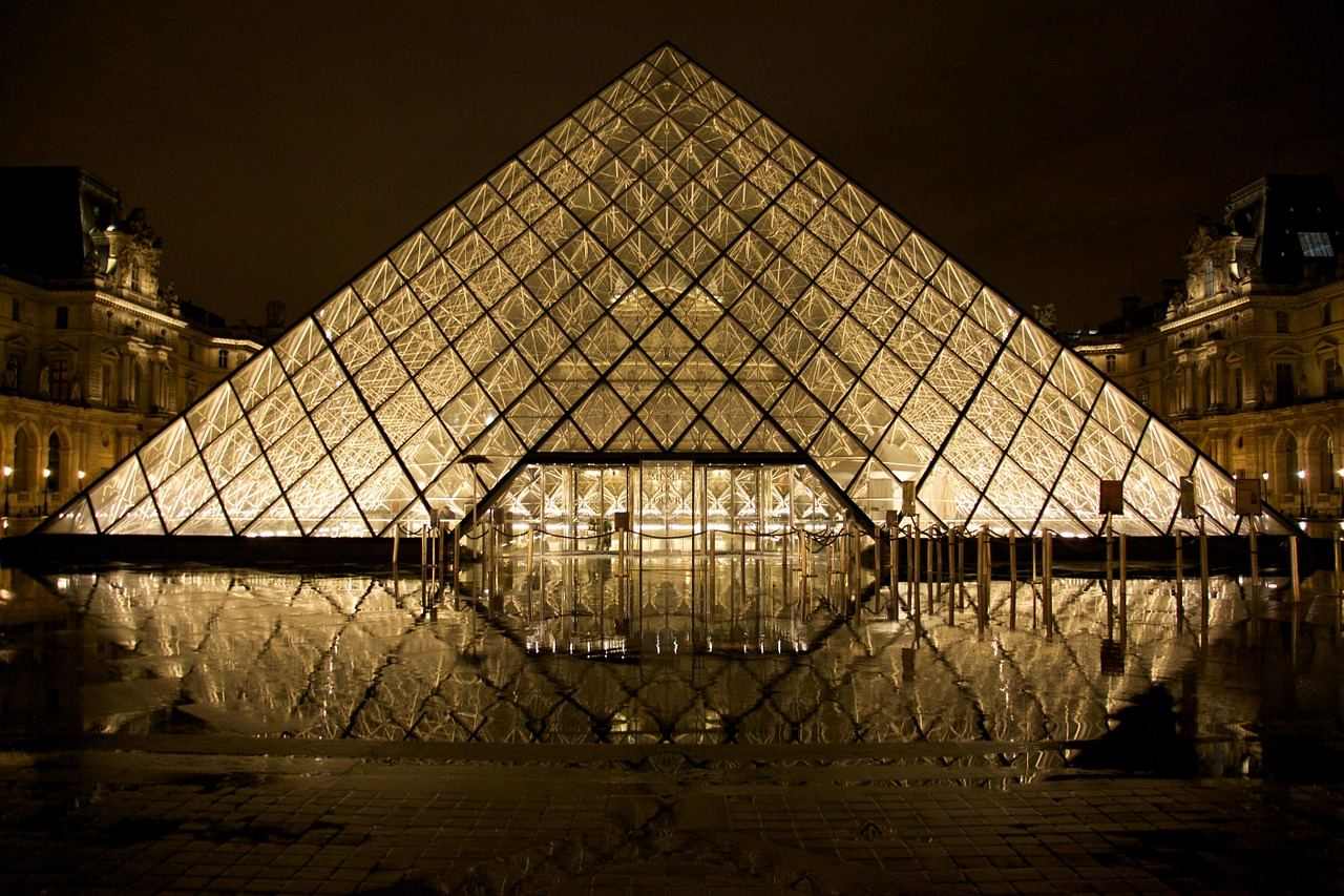 France - The Louvre