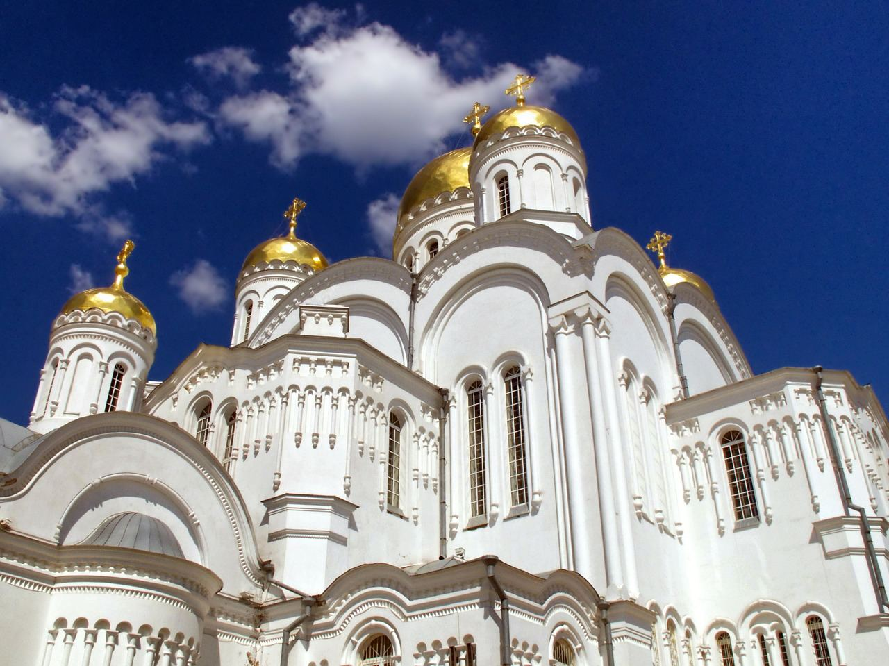 Russia - Cathedral of Christ the Saviour in Moscow