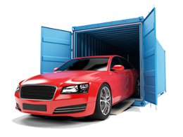 Shipping Cars to Japan in Containers
