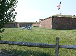 Fort McHenry - Baltimore Port