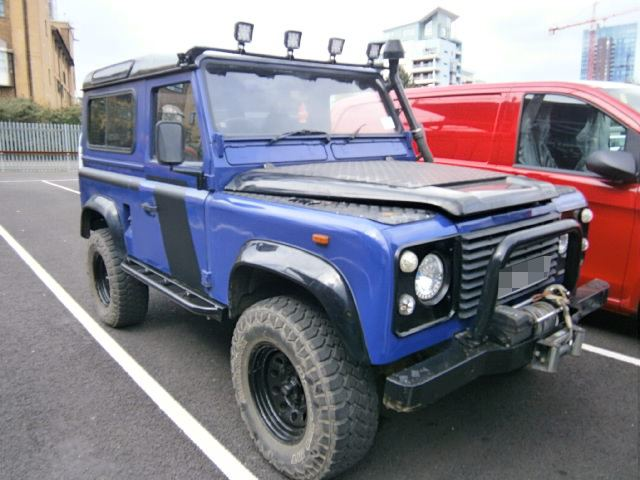 Car Shipping Land Rover Defender 90
