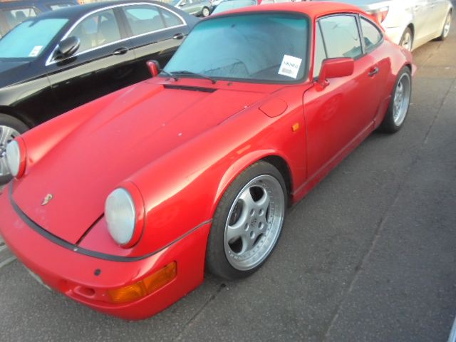 Car Shipping Porsche 911 Carrera 2