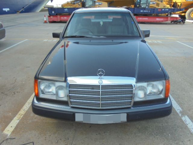 Car Shipping Mercedes 230E