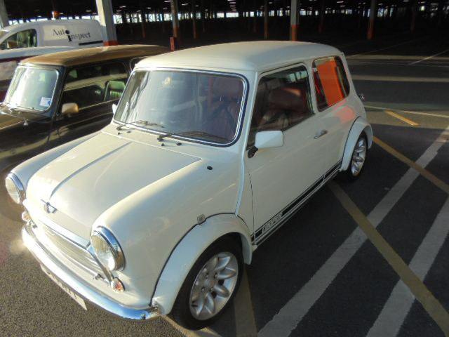 Car Shipping Rover Mini