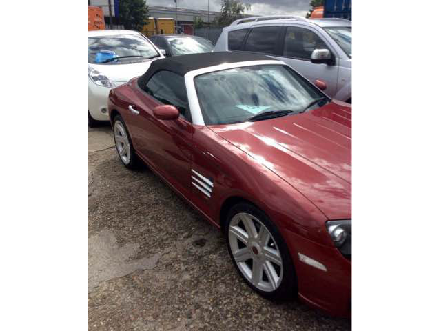 Car Shipping Chrysler Crossfire
