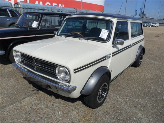 Car Shipping Mini Clubman