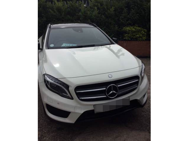 Car Shipping Mercedes GLA 220