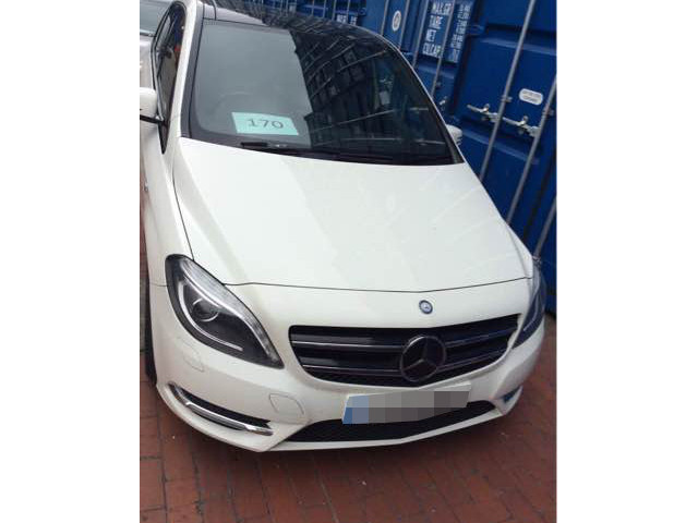 Car Shipping Mercedes B-Class