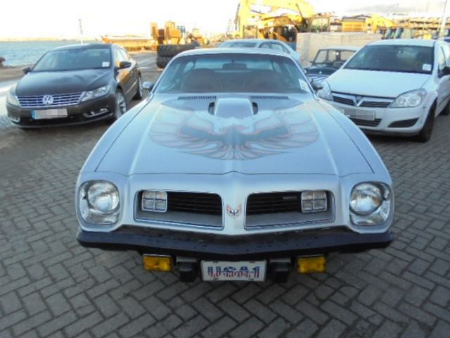 Car Shipping Pontiac Firebird