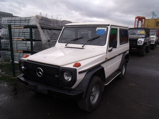 Car Shipping Mercedes G Wagon