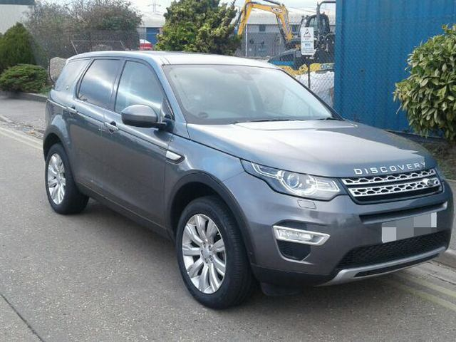 Car Shipping Land Rover Discovery