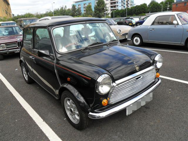 Car Shipping Austin Mini 30