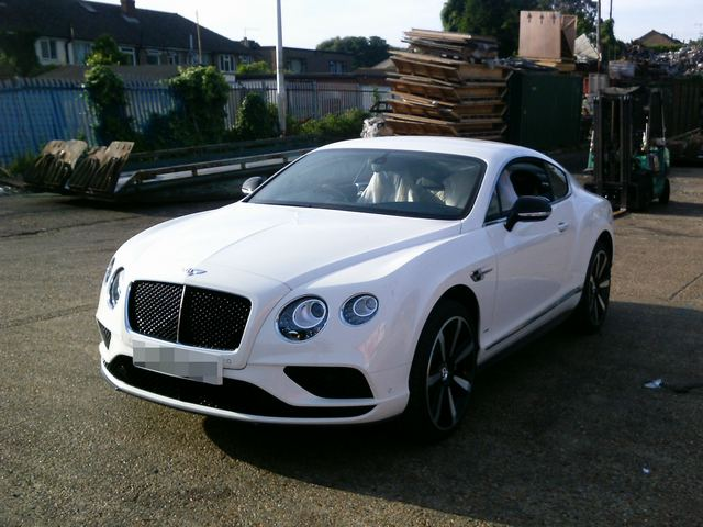 Car Shipping Bentley Continental GT