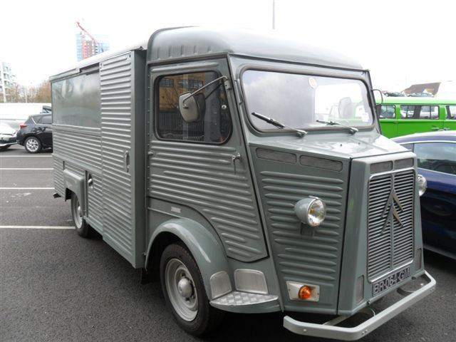 Car Shipping Citroen HY Van
