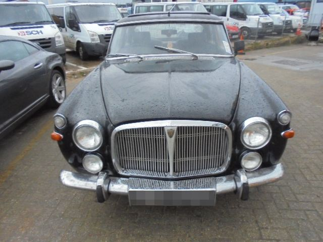 Car Shipping Rover P5B