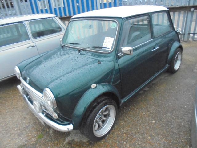Car Shipping Rover Mini 100