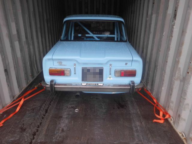 Car Shipping Alfa Romeo Giulia 1300