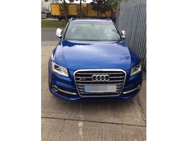 Car Shipping Audi SQ5