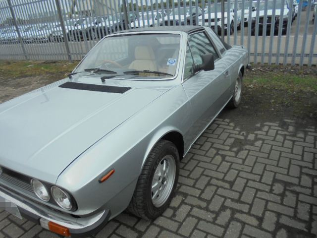 Car Shipping Lancia Beta