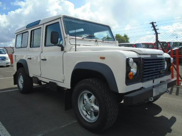 Car Shipping Land Rover Defender 110